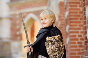 25 Medieval Baby Names for Boys You Probably Already Know and Love