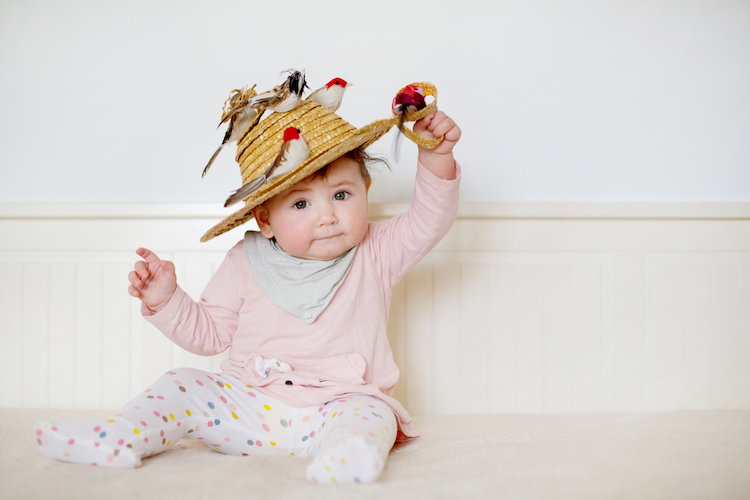 25 Edgy Baby Girl Names