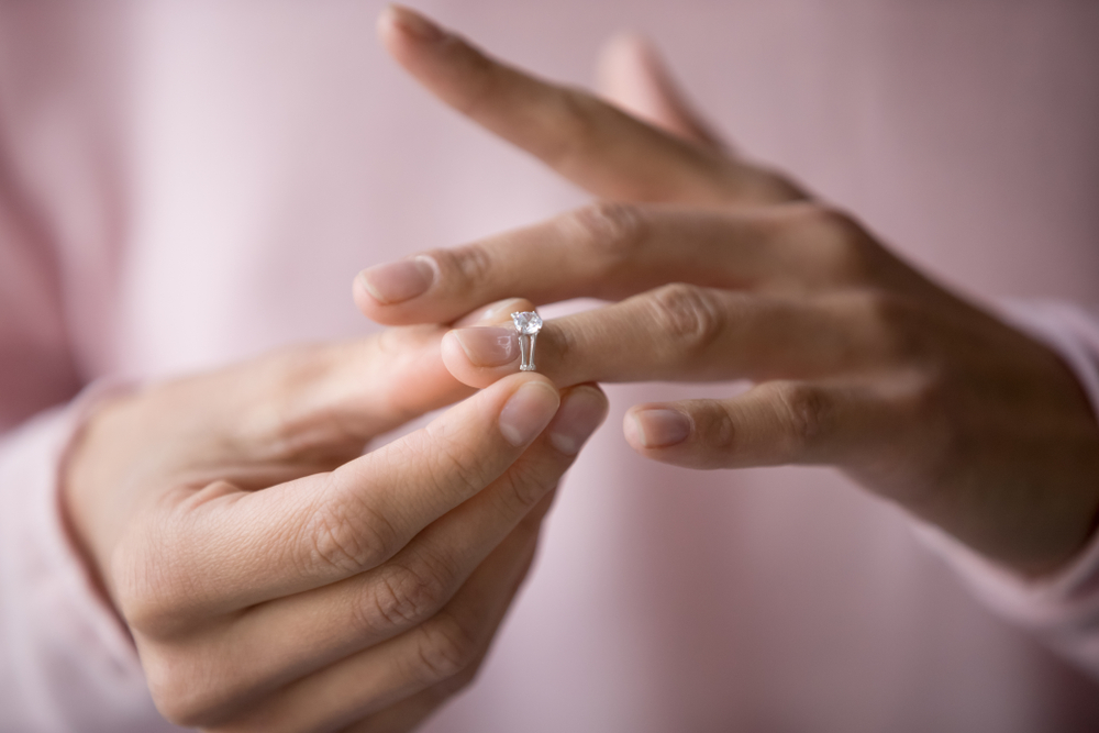 if my engagement ends, do i have a right to keep the ring? / engagement ring etiquette