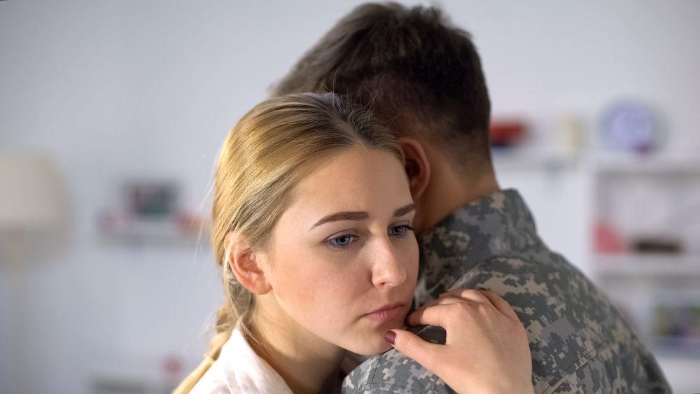 my husband does not want me or our son to attend his military promotion ceremony: is this fishy or am i overreacting?