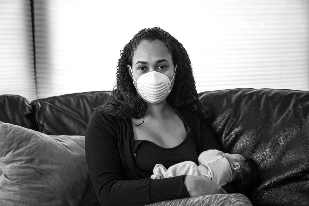 Expecting Moms: In the Age of Coronavirus, How Long Are You Waiting Until After the Baby Arrives to Have Visitors?
