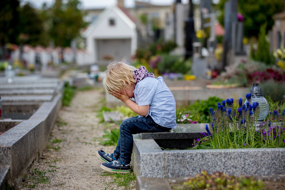 How Can I Help My Child Grieve the Loss of His Beloved Great-Grandma?