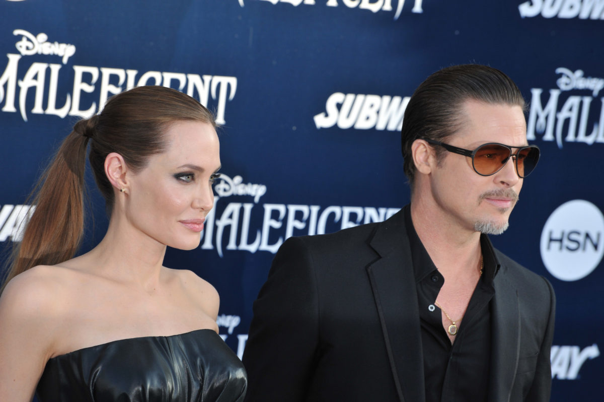 """angelina jolie's lastest court filing put divorce proceedings on hold because she wants private judge to be removed 