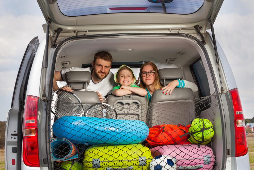 I'm About to Be a Mother-of-Three: Is an SUV or a Minivan Better for My Family?