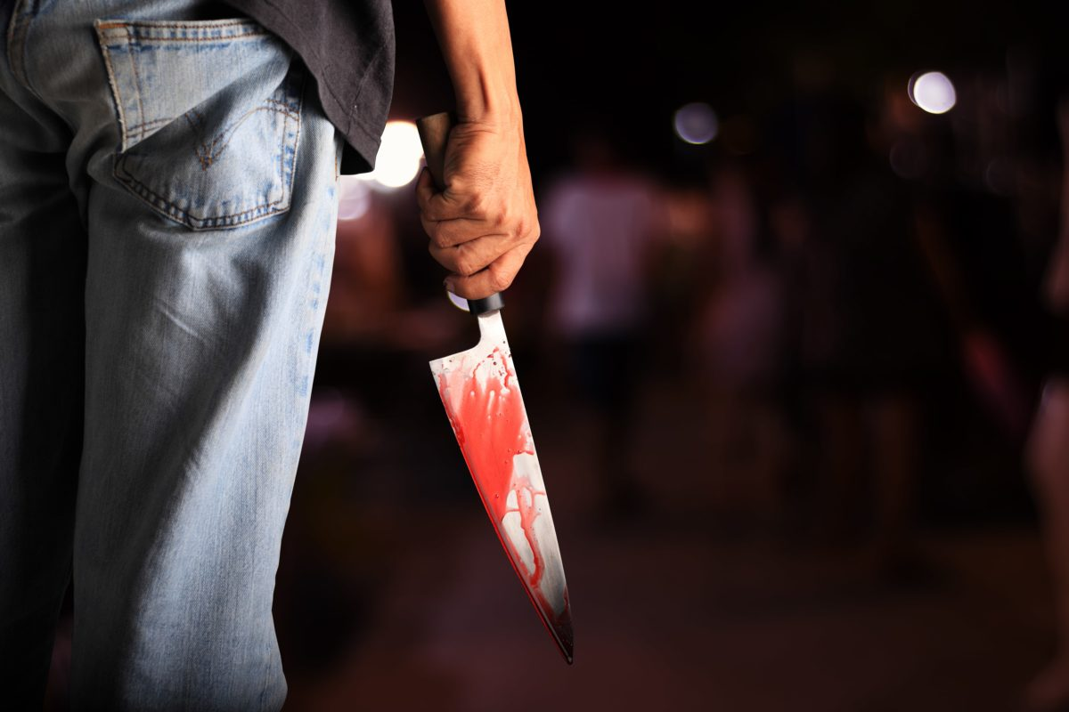 Boy With 'Blank Stare' Stabs 7-Year-Old Brother To Death