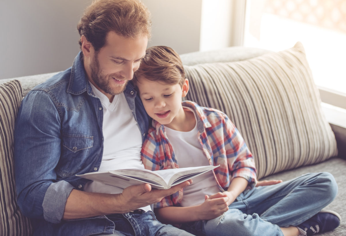 Dad Shares Is Viral Hack for Getting His Son to Read on Twitter But Some Were Quick Shame the Dad's Master Plan