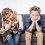 I Don't Know How to Keep My Kids Busy and Entertained During the Pandemic Without a Computer or TV: Advice?
