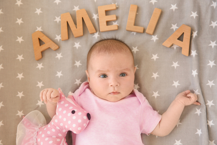 25 Middle Names That Go With Amelia