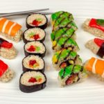How To Make Candy Sushi: Fun and Tasty Treat For Kids (And Adults, if We're Being Honest)