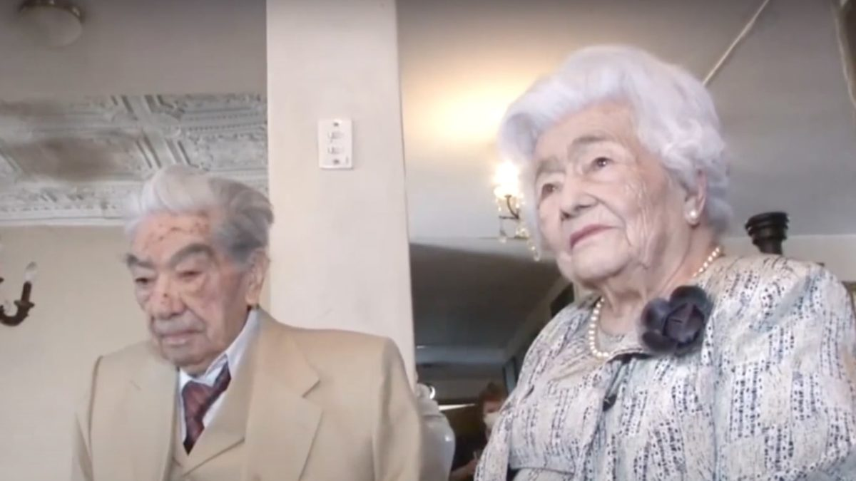 Ecuadorian Husband And Wife Oldest Married Couple In World
