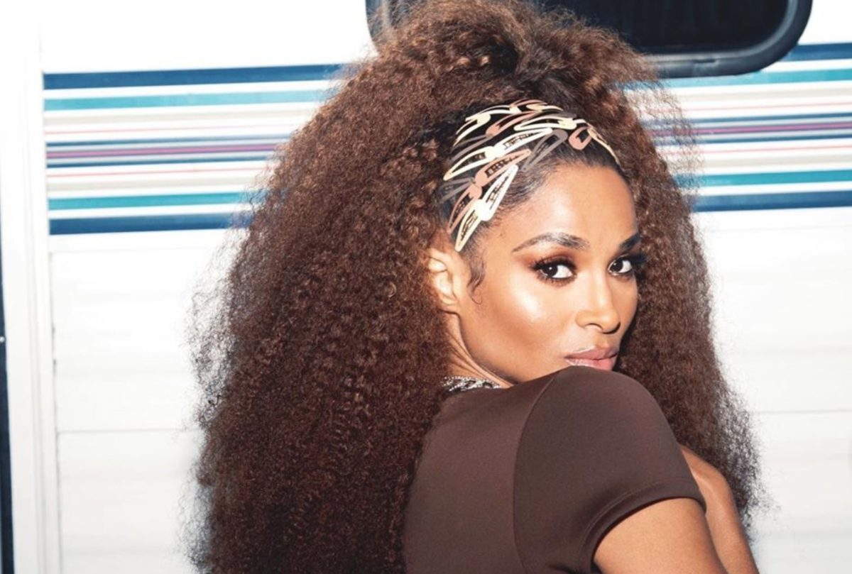 Ciara Documents Fitness Journey After Giving Birth