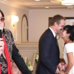 David Harbour And Lily Allen Married By The King Of Rock And Roll Himself