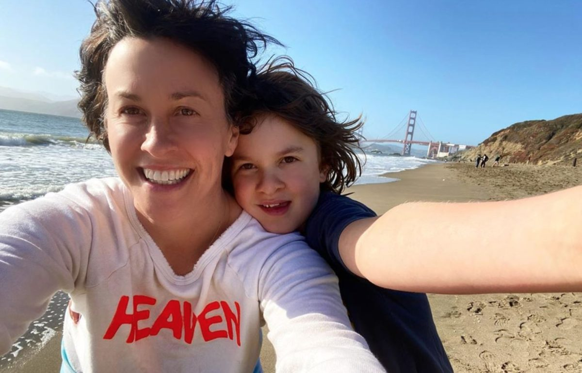 Alanis Morissette Reveals She Is 'Unschooling' Her Kids