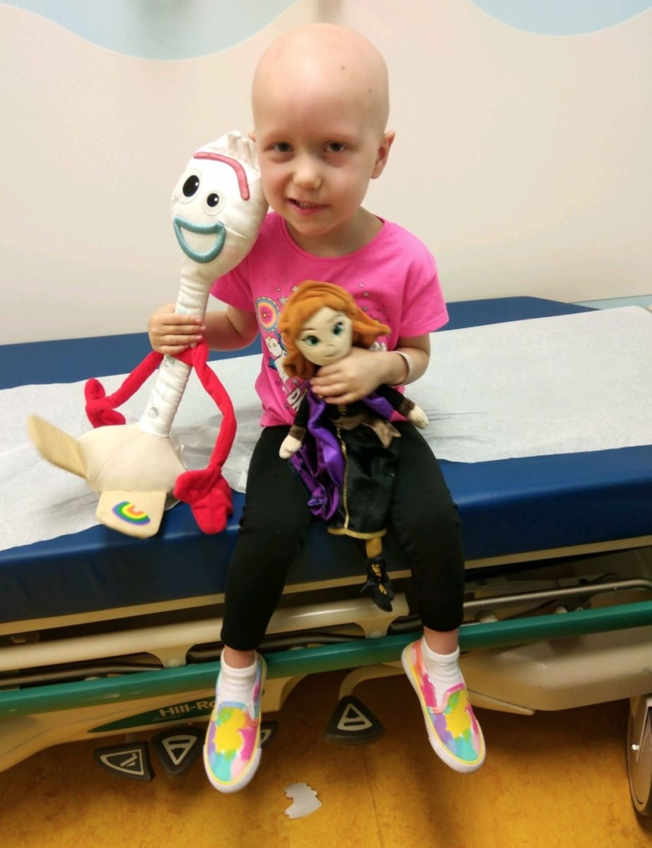 4-Year-Old Tennessee Girl Battles Terminal Rare Brain Cancer