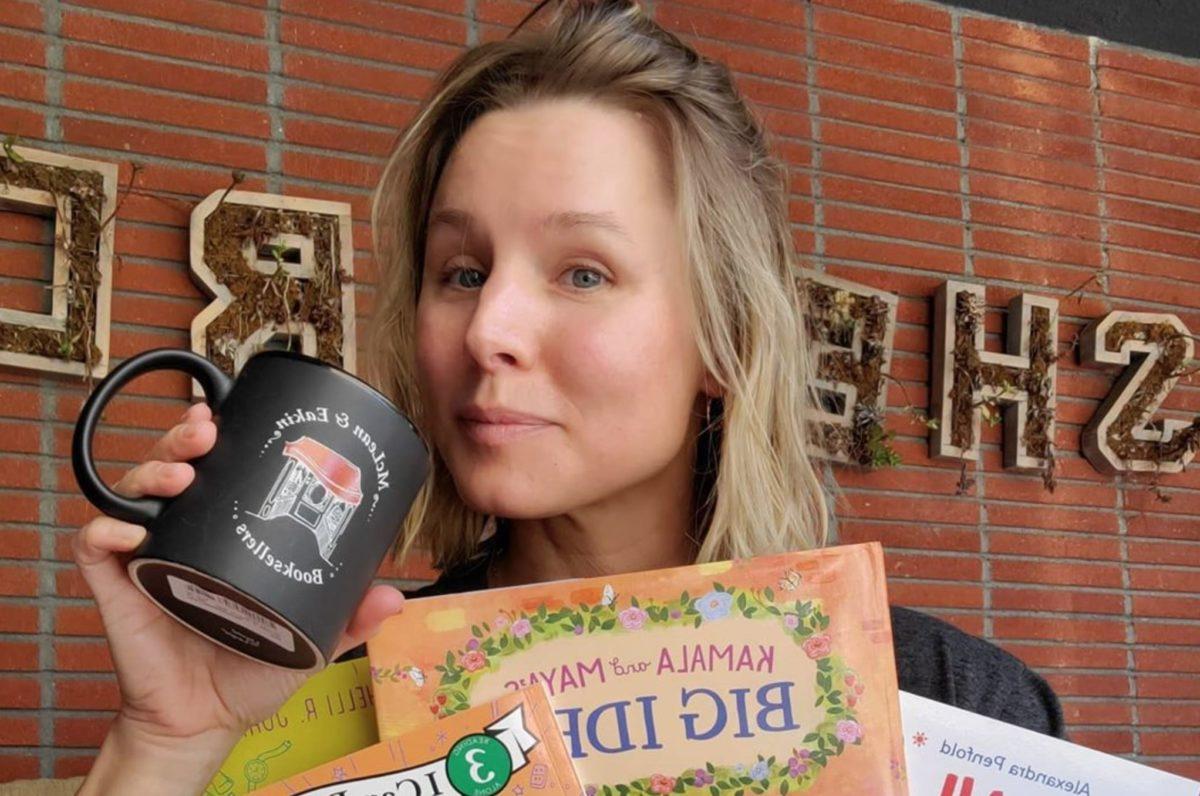 kristen bell reveals her daughter's drink nonalcoholic beer