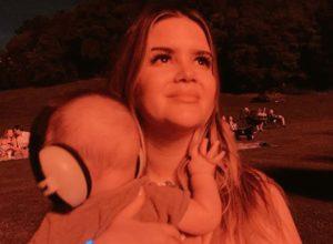 Maren Morris Battles Postpartum, Cites 'Extra Betrayal'