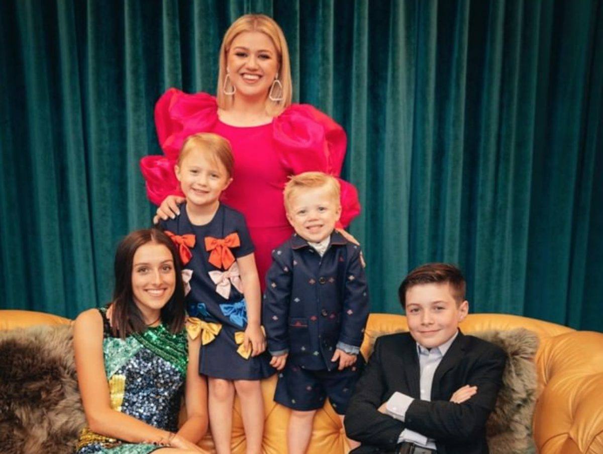 Kelly Clarkson On Protecting Children During Divorce