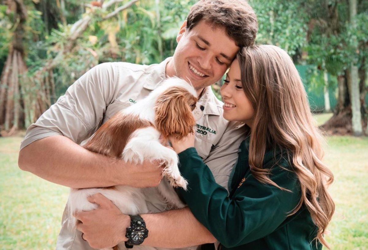 Bindi Sue Irwin Reflects on the Day She Learned She Was Pregnant and the Moment She Told Her Husband