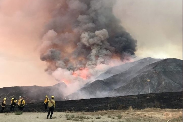 gender reveal party sparked devastating el dorado wildfire in california