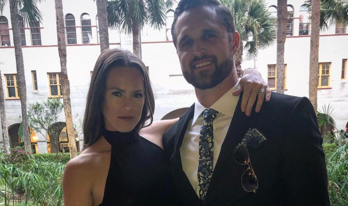 Kara Bosworth's Husband Kyle Gets the Ashes of Their Late Son Tattooed Into His Arm