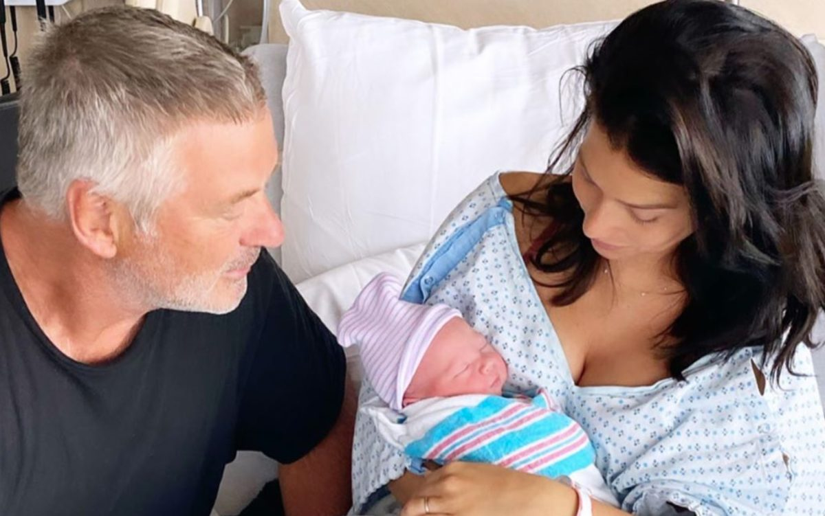 Hilaria Baldwin Reveals Birth of Five Child With Alec Baldwin Following Multiple Miscarriages
