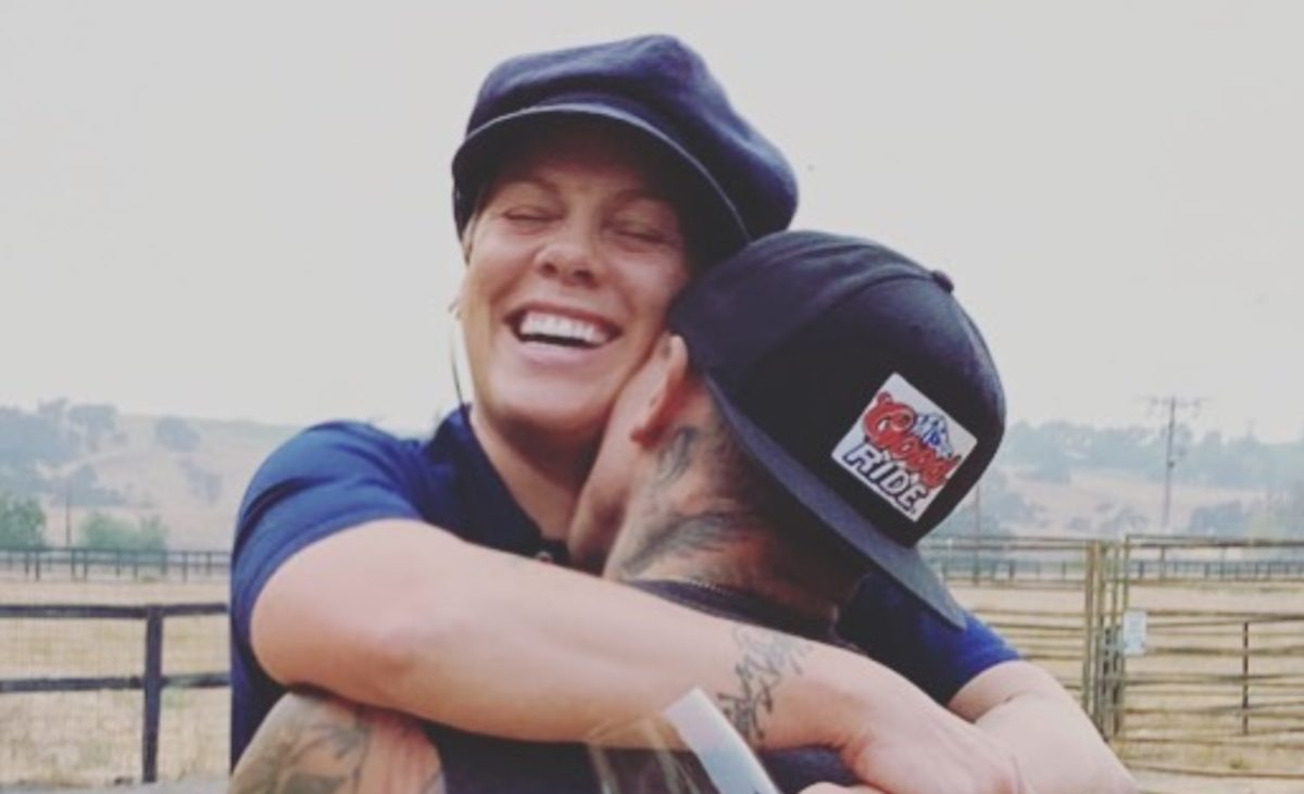 Pink Gets Beautifully Candid About Her 14-Year Marriage to Husband Carey Hart: 'It Is Awful, Wonderful, Comfort, and Rage'