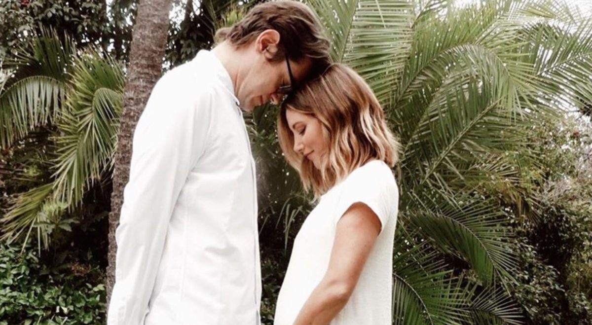 Ashley Tisdale Opens Up About Journey Towards Pregnancy As She Announces They Are Expecting Their First Child