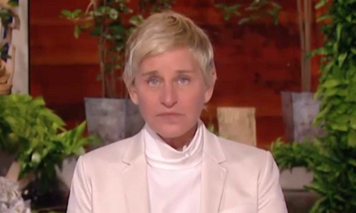 Ellen DeGeneres Addresses Show Allegations for the First Time During the Open Monologue of Season 18 Premiere