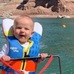 Six-Month-Old Baby Now Holds a World Record After Becoming the Youngest Person to Ever Waterski And There's Video to Prove It