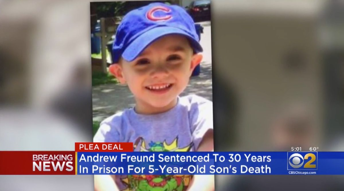 5-year-old aj freund's father sentenced to 30 years in prison for his murder, months after wife was sentenced | parenting questions | mamas uncut screen shot 2020 09 28 at 11.59.29 am