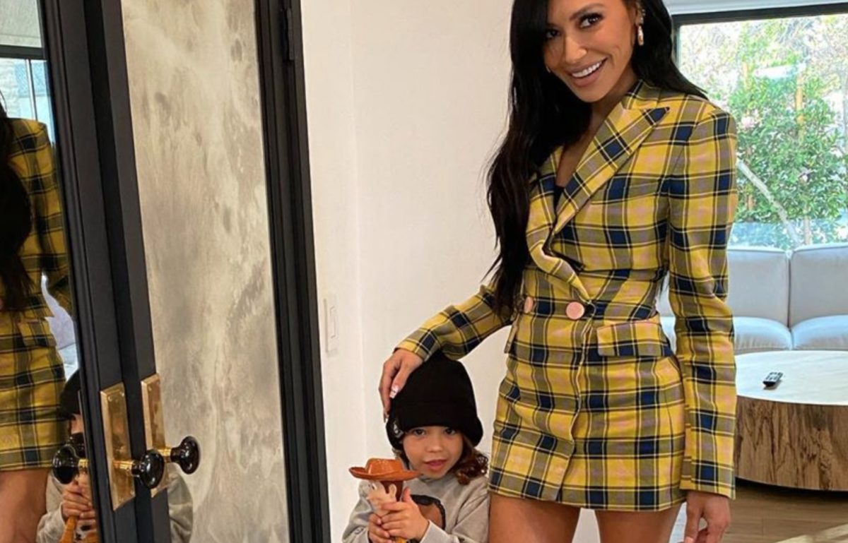 The Late Naya Rivera's Sister Moves in With Naya's Ex Ryan Dorsey to Help Raise Their Son