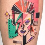 25 Wonderfully Weird David Bowie Tattoos That Rock