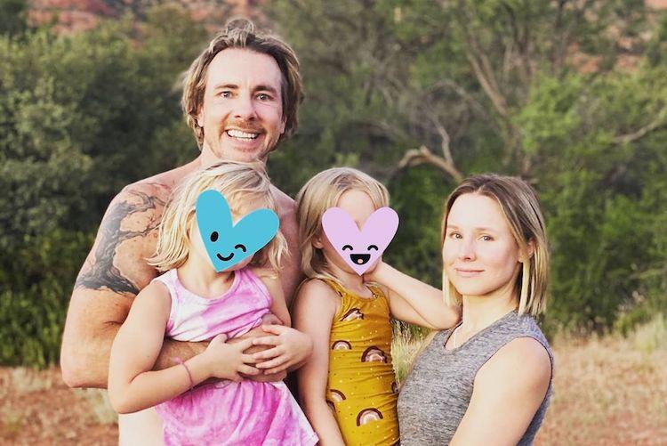 Kristen Bell Finds Daughter's Funny Bathroom Surprise for Dax Shepard