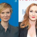 Cynthia Nixon Reveals J.K. Rowling's Transphobic Tweets Were 'Painful' for Trans Son