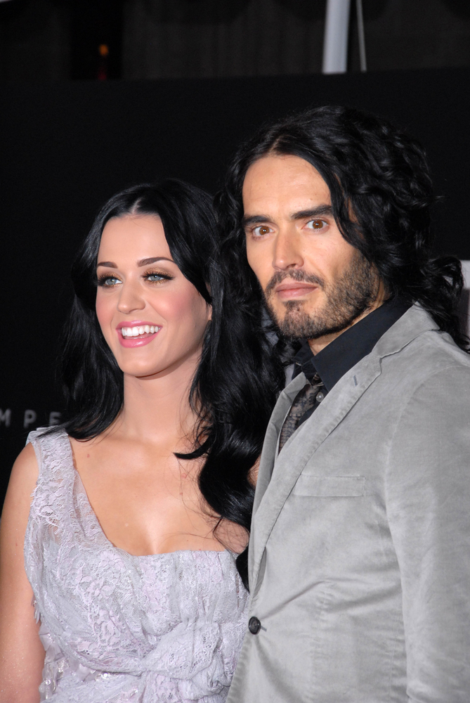 katy perry calls breakup with russell brand the 'first breaking of my idealistic mind'