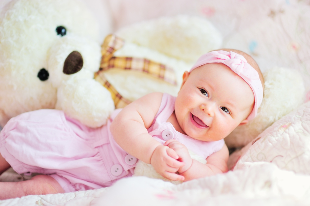 25 baby girl names you have not thought of yet