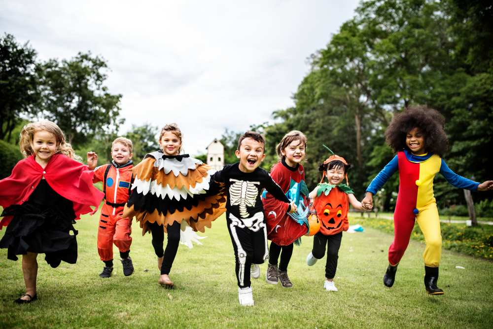 should kids trick or treat this year? cdc shares guidelines