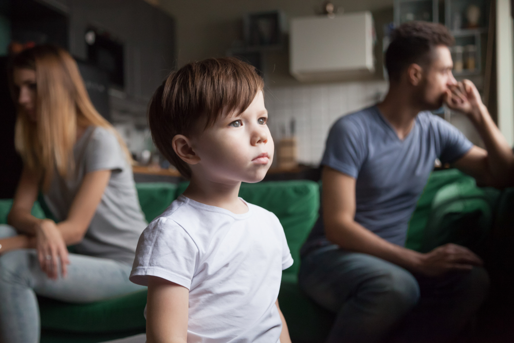 I Think I'm Ready to Draw a Line in the Sand Between My Child's Father and Us: Advice?