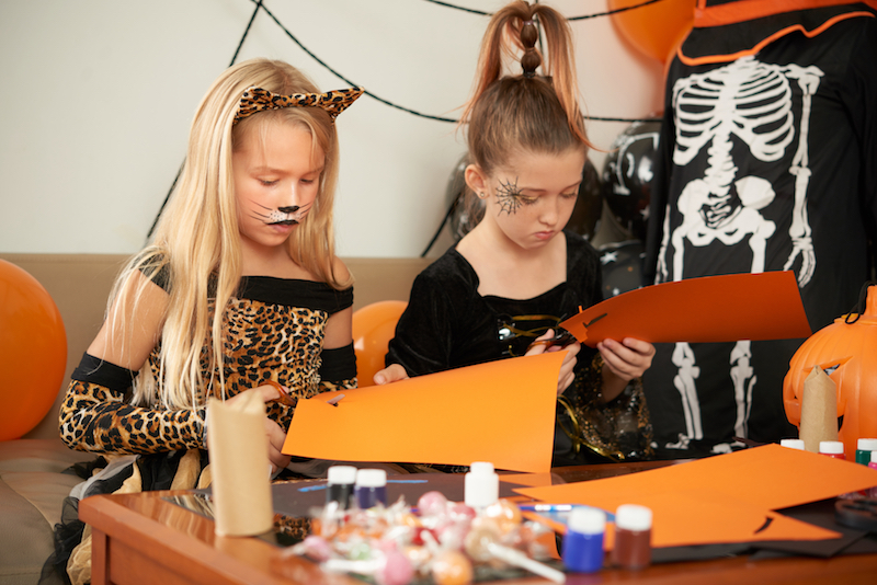 11 Spook-tacular Halloween Crafts That Will Make Halloween Fun Even During This Bizarre Year