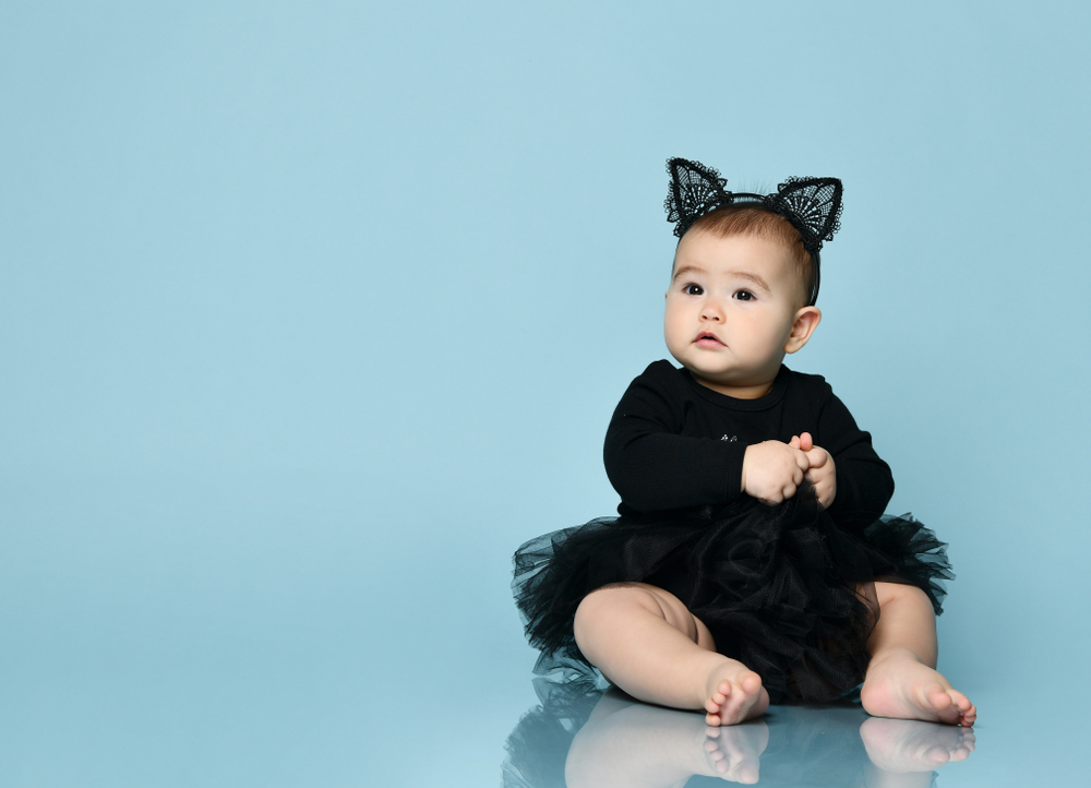 25 goth baby names for girls that offer mood and mystery