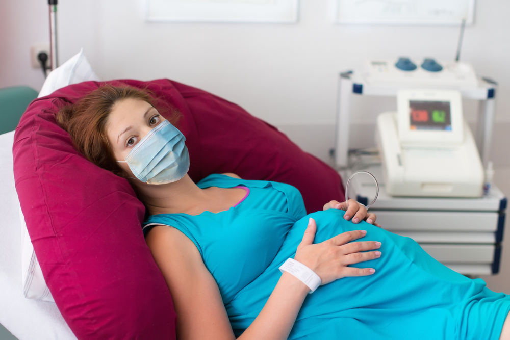 I'm Freaking Out About Giving Birth During the COVID-19 Pandemic: Advice?