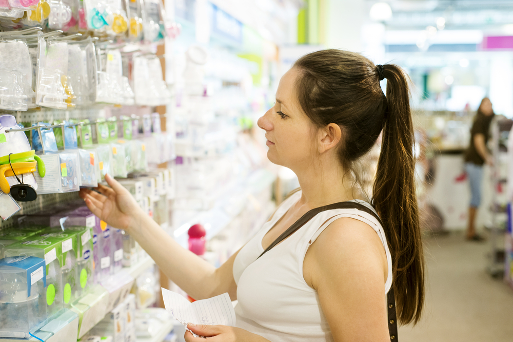 My Husband and I Disagree About When We Should Start Stocking Up on Baby Essentials: Advice?