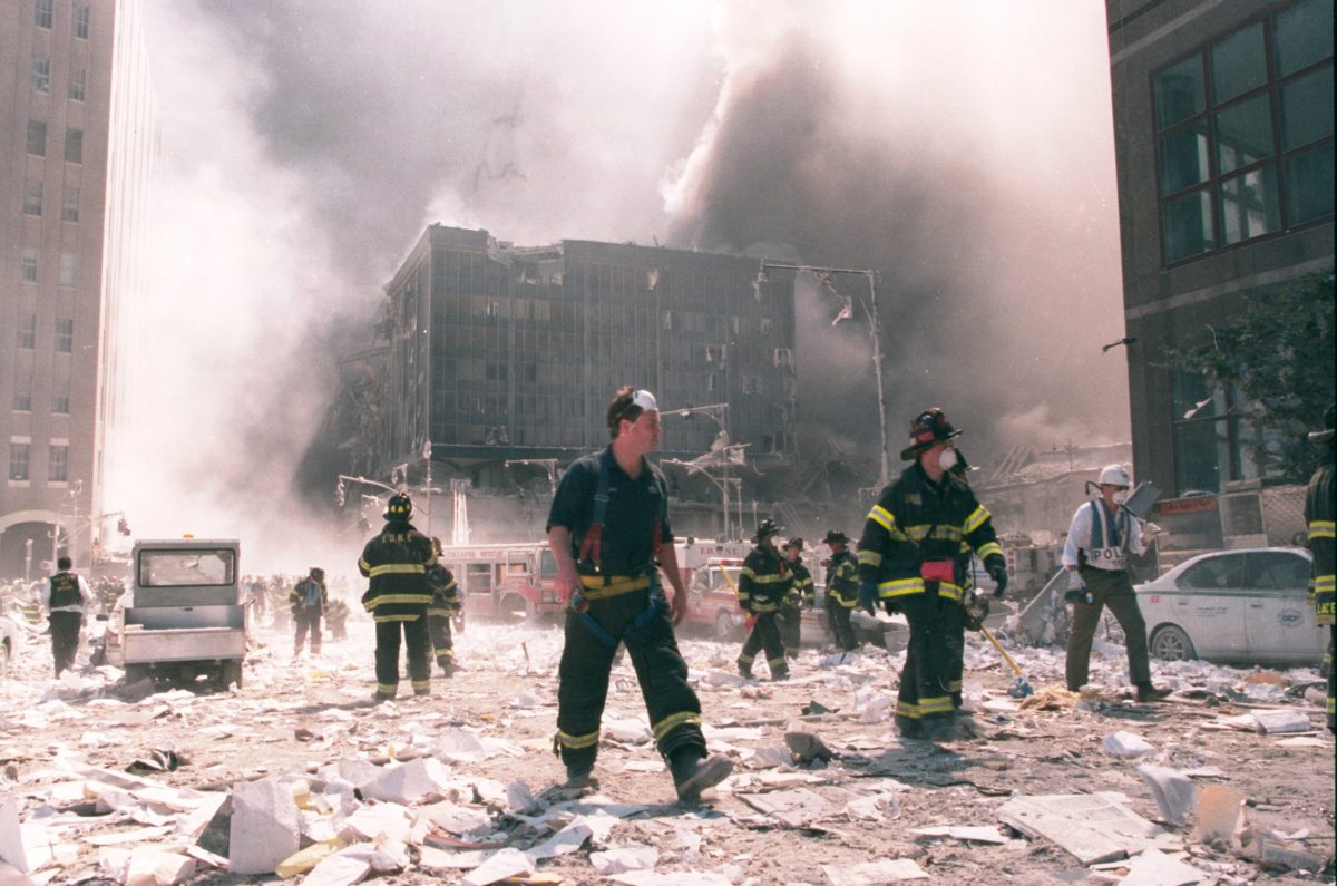 9/11 Attack Leads Former NYPD Detective To Find Birth Family