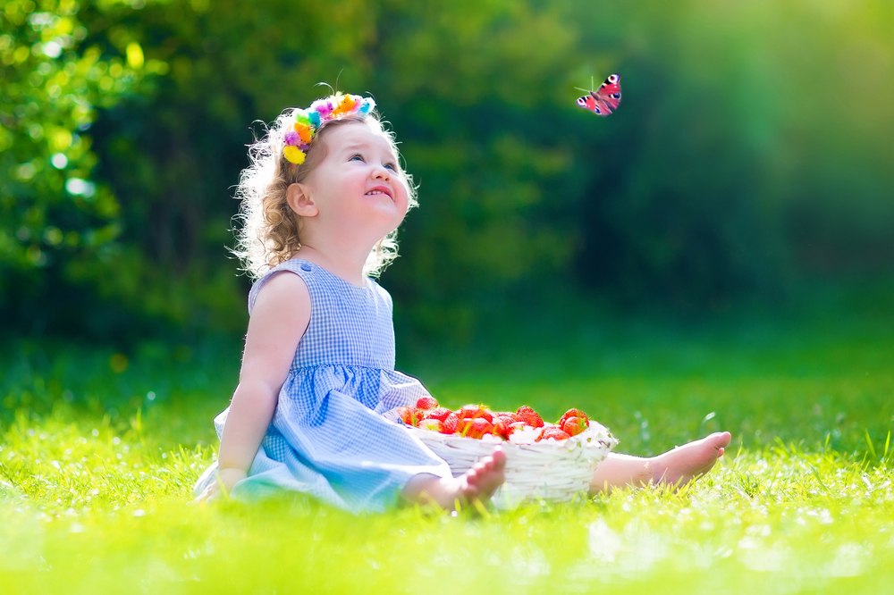 25 Flowery Names for Girls Inspired by Nature's Little Beauties