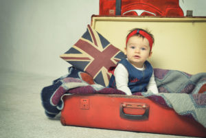 25 Undiscovered British Baby Names for Girls That Never Crossed the Pond