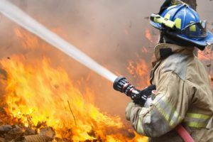 Firefighter Dies After Battling Gender-Reveal Wildfire