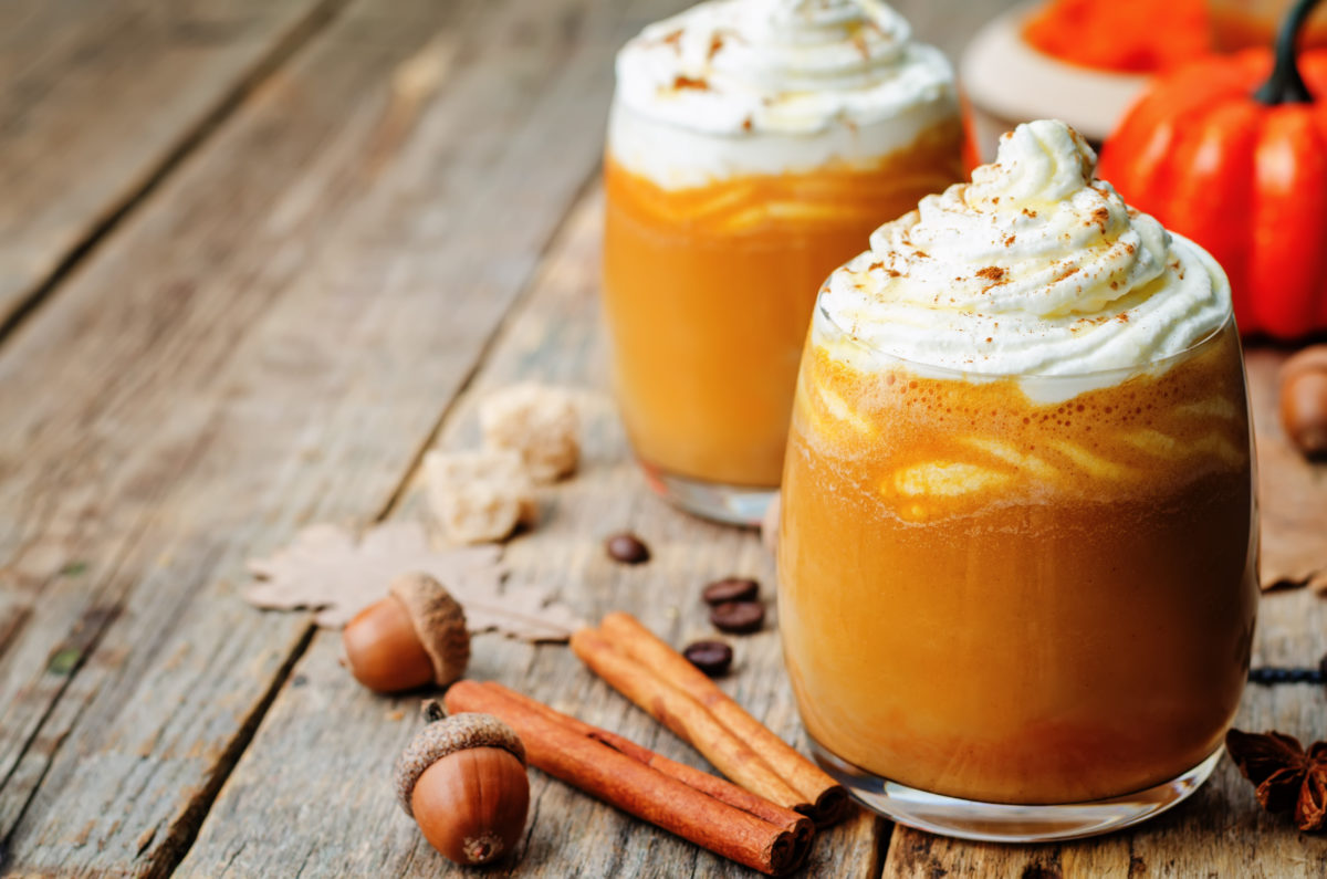 15 of the Coziest Pumpkin Spice-Flavored Foods and Drinks We Can't Wait to Enjoy Now That It's Basically Fall