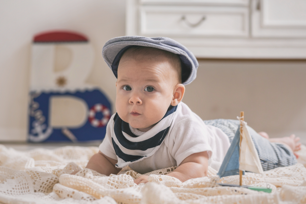 The Top 25 British Baby Names for Boys Revealed At Long Last