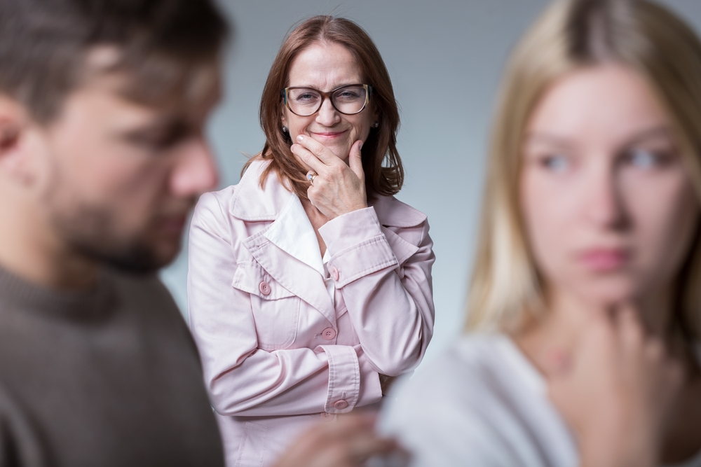 My Mother-in-Law Is All Up in My Business to an Uncomfortable Degree: How Can I Politely Get Her To Back Off?