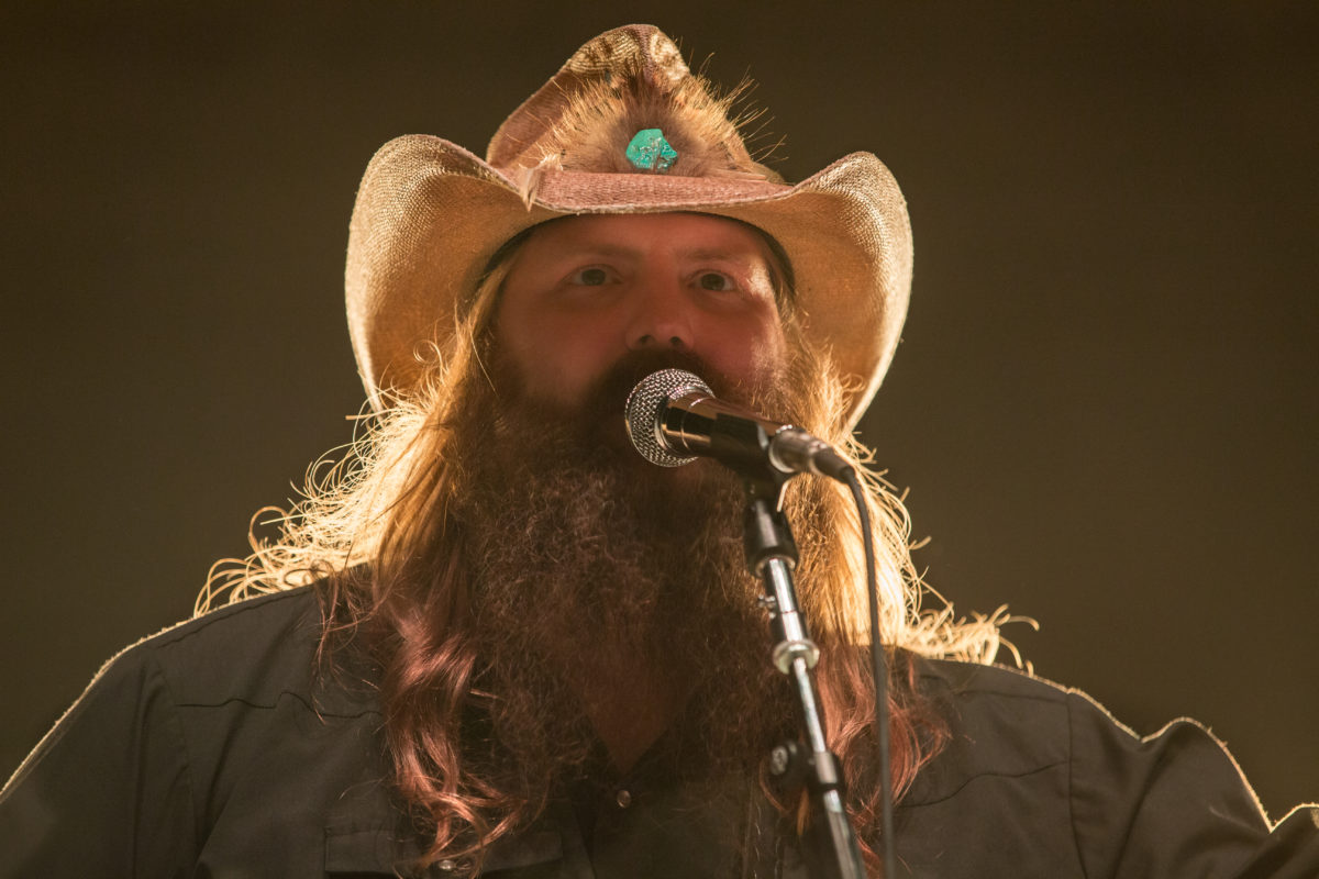 Dad of 5, Country Music Star Chris Stapleton Says Recent Protests Have Shown Him the America He Thought He Was Living in Is a Myth